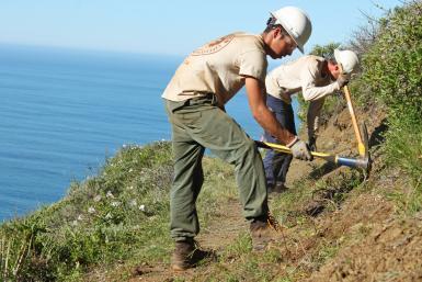 alttagCalifornia Volunteer   USA Conservation work   Working Abroad