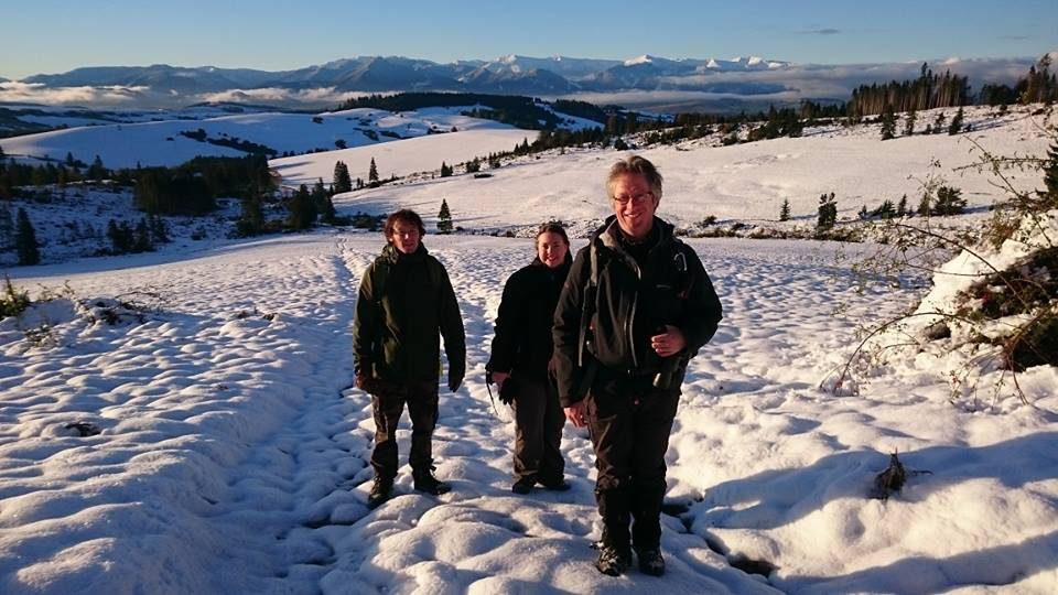 White Wilderness – Carpathian Wolf Tracking Volunteer Project, Slovakia