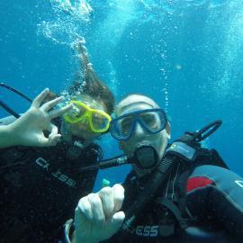 Diving in Bunaken National Marine Park