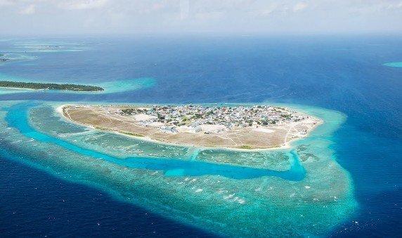 Naifaru Island, Maldives