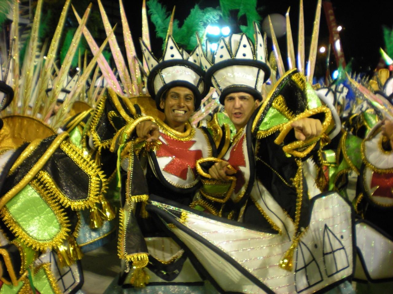 Carnival Preparation Volunteer Programme, Brazil