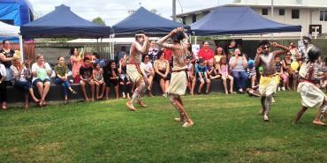 Cultural dance in Australia