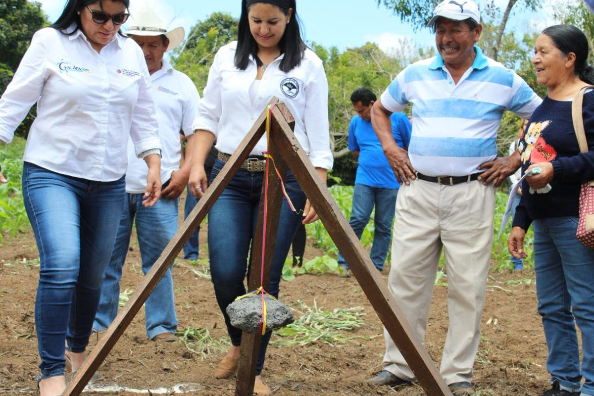 Community project in Galapagos