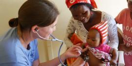 Medical volunteering in Namibia