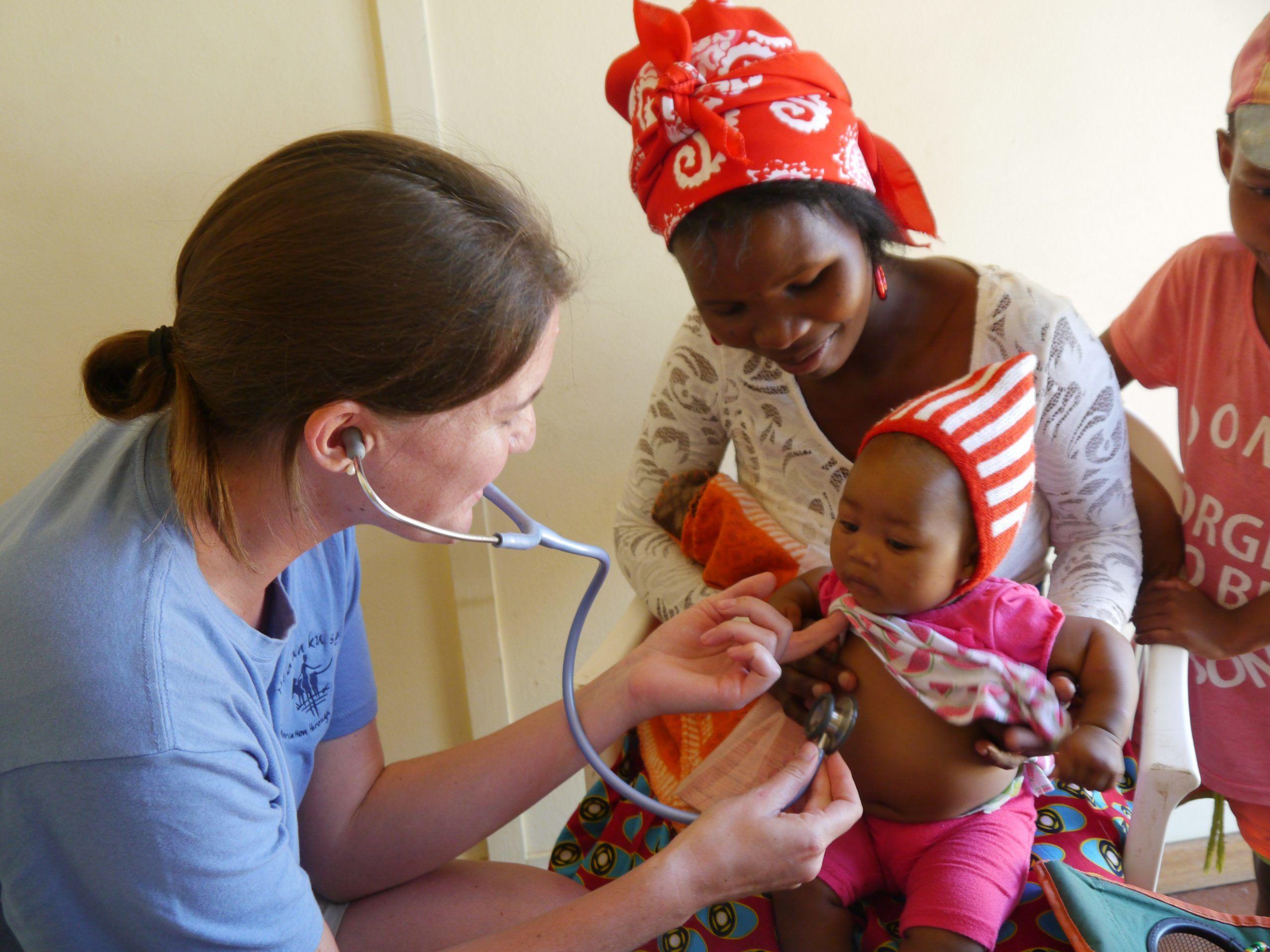 San Bushmen Medical Programme, Namibia