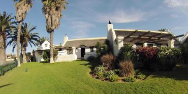 Volunteer house in Namibia