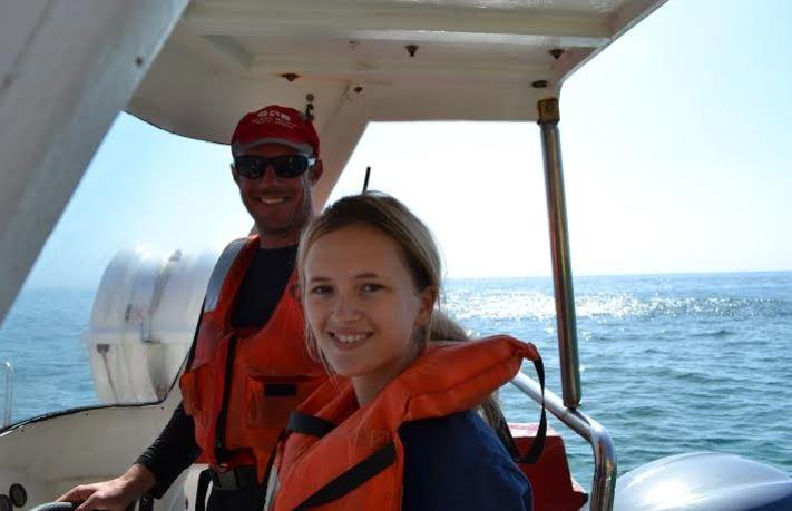 Ocean Research Conservation Project, South Africa
