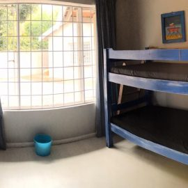 Volunteer house bedroom