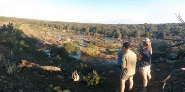 View of landscape at Limpopo