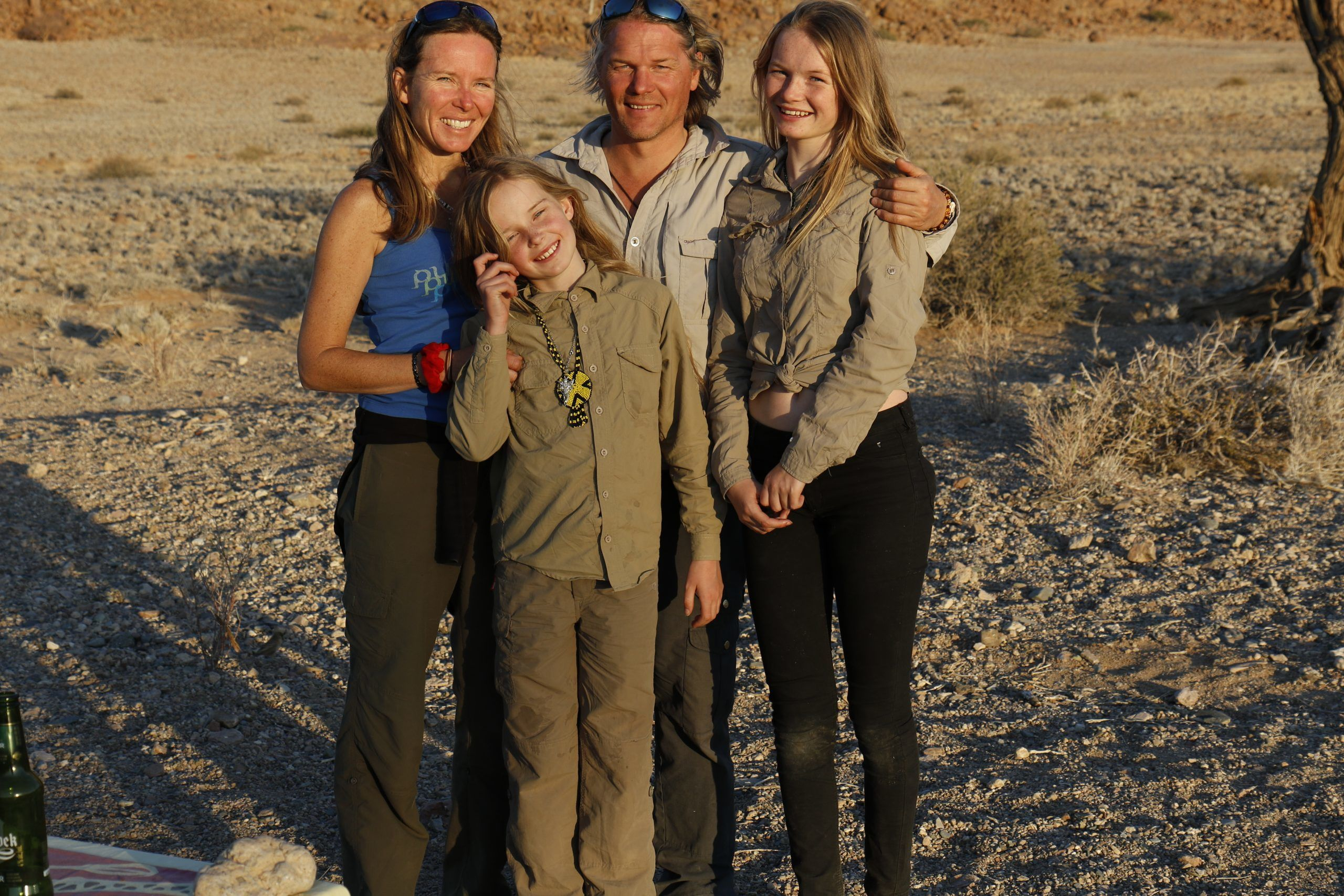 Volunteer abroad with your family in Africa
