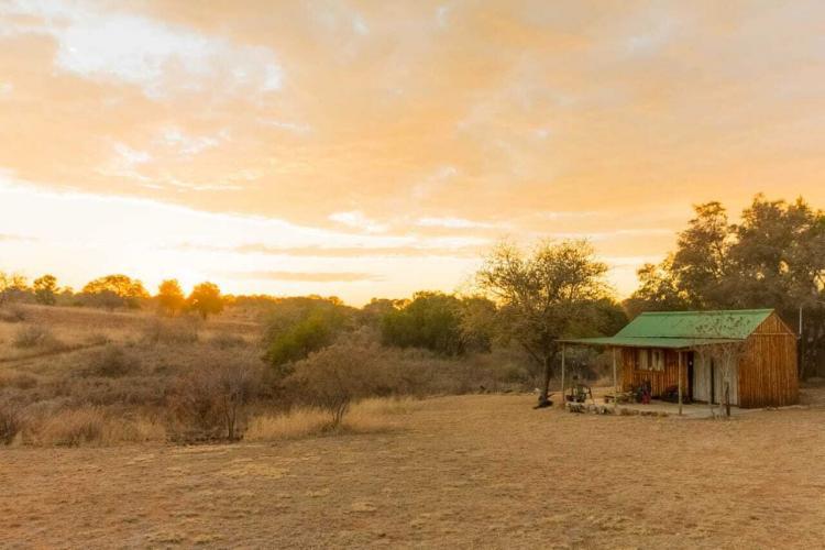 Volunteer house in South Africa