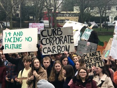 alttagYouth Climate Protest | WorkingAbroad