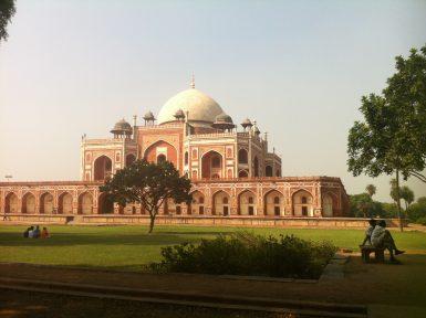 Mughal mausoleum in Delhi