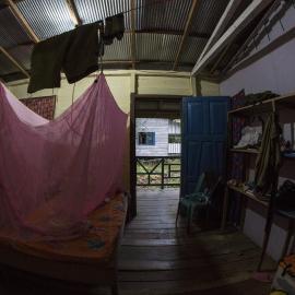 Sabangau volunteer camp