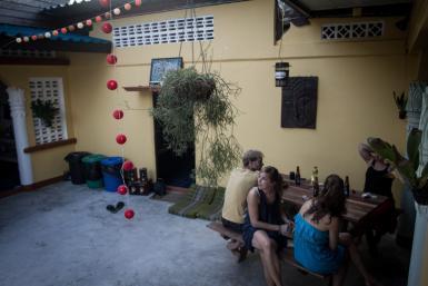 Volunteer house in Thailand