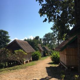 Volunteer accommodation in Laos