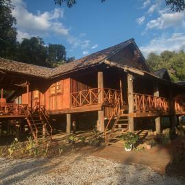 Volunteer lodging in Laos