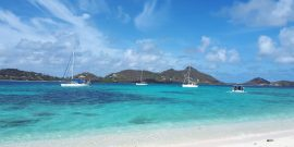 Beach in Carriacou