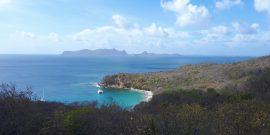 Coastline of Carriacou