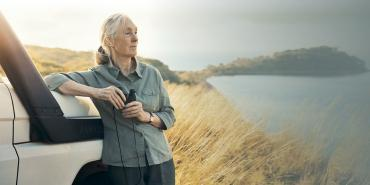 About Jane Goodall