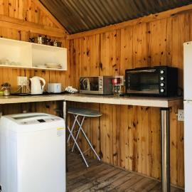 Volunteer kitchen South Africa chimpanzee sanctuary
