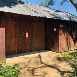Volunteer house South Africa