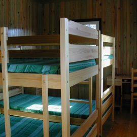 Volunteer bunk beds Portugal
