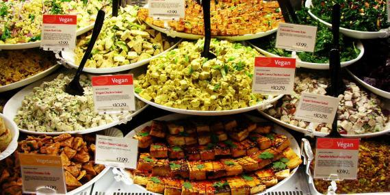 Travelling around the world as a vegetarian