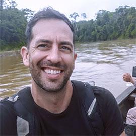 Dave J Johnston profile photo Conservation Amazon Peru