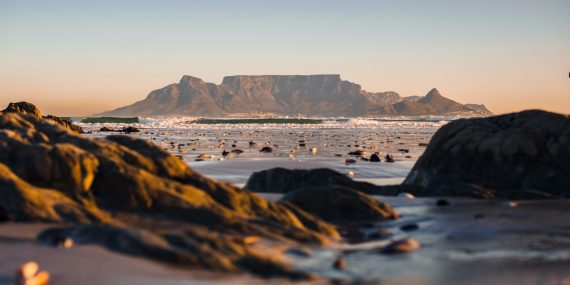 Table Mountain South Africa photo by Janan Lagerwall Unsplash