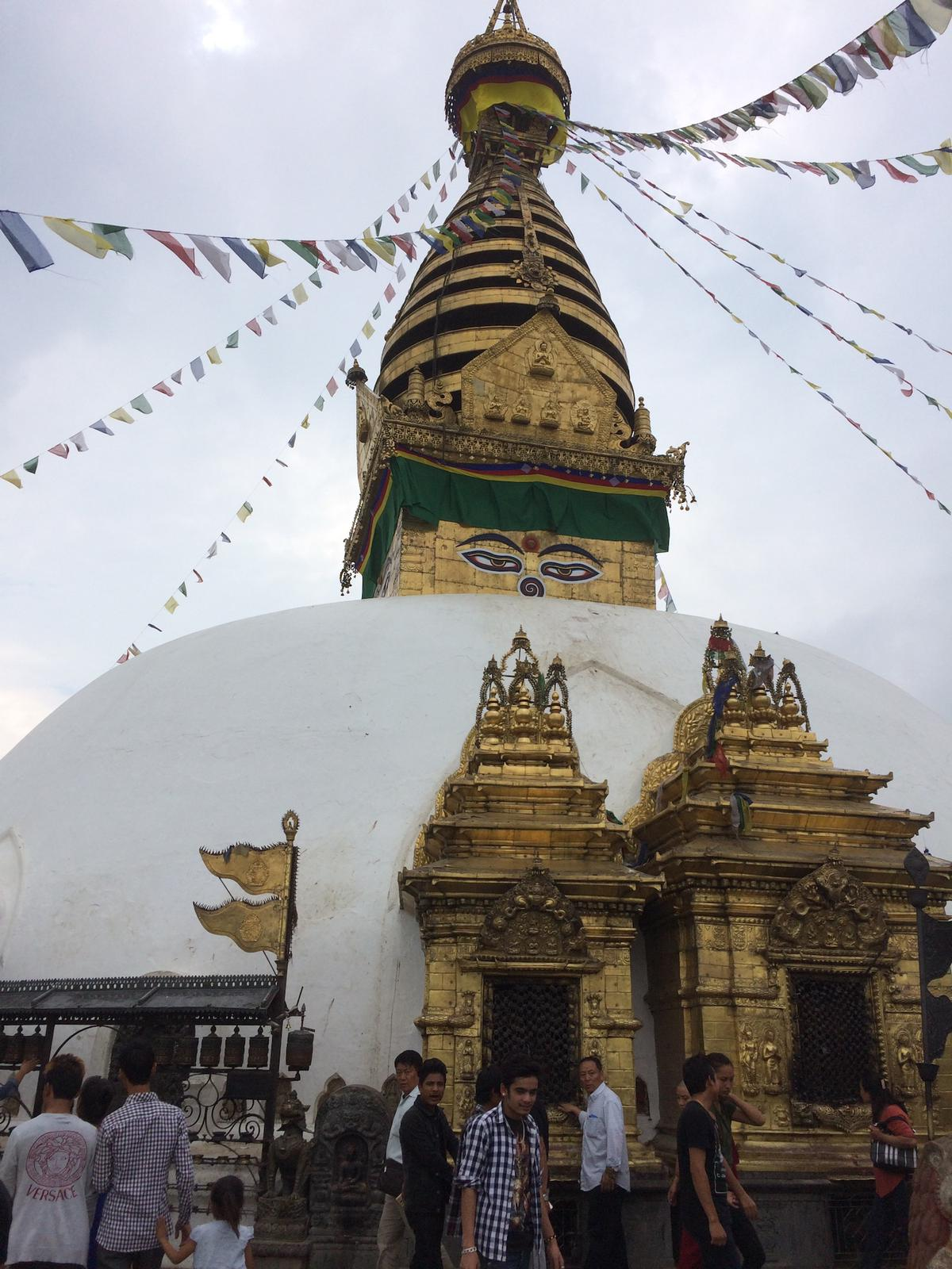 religious site nepal Nepal   WorkingAbroad